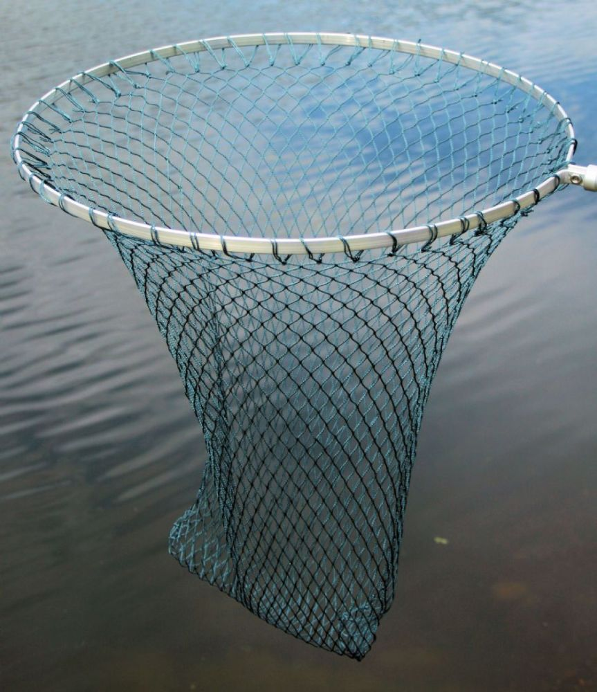 Kl4 16 to 20 frame trout sea trout net bag for Replacement fishing net